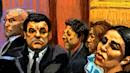 """Witness in """"El Chapo"""" trial claims he helped smuggle 400k kilos of cocaine into U.S."""