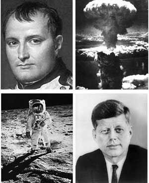Miguel de Nostradamus- Profecias:  Cromwell, Napoleón Bonaparte, Hitler, De Gaulle, Mussolini, John F. Kennedy