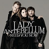 Lady Antebellum - Need You Now album cover
