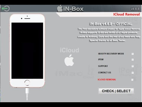 iN-Box V4.8.0 iPhone iCloud Remover Download