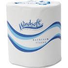 Windsoft Embossed 2-Ply Bath Tissue - 48 rolls