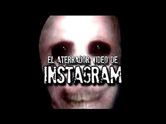 La extraña grabación de Instagram