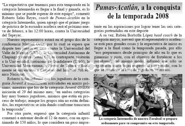 Da click a la imagen para verla en otra pantalla , NotiFESA del 31 de enero de 2008, página 7