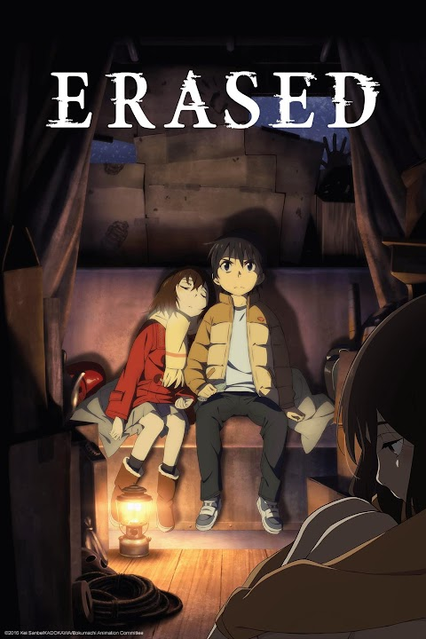 Erased Anime Episode 1