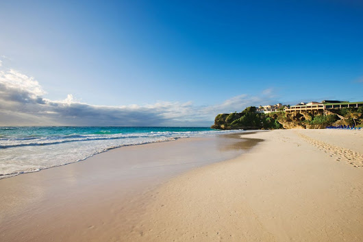 Vote - Crane Beach - Barbados - Best Caribbean Beach Nominee:  2015 10Best Readers' Choice Travel Awards