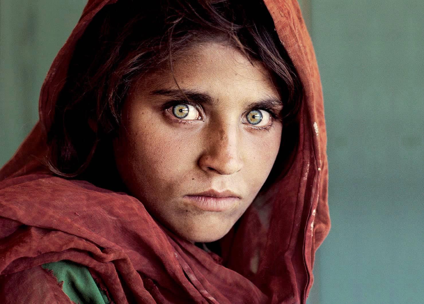 نتيجة بحث الصور عن موناليزا أفغانستان