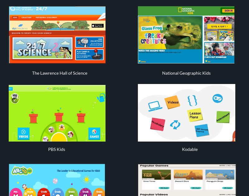 12 Good Educational Websites for Kids
