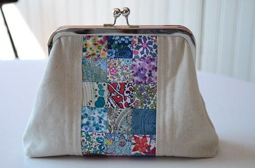 Clutch purse by Hadley