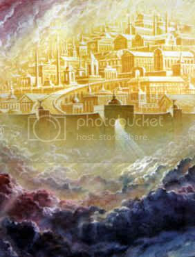 The Holy City New Jerusalem