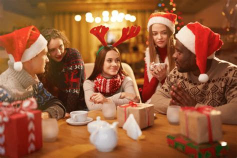 Christmas Party Ideas for Teenagers   PaperDirect Blog
