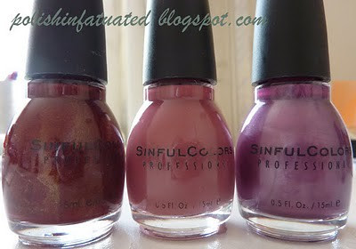 sinful colors
