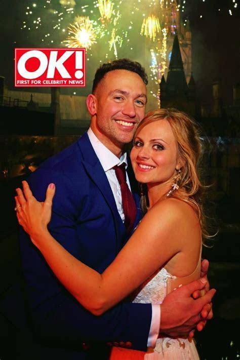 Tina O'Brien's new husband Adam Crofts praises her