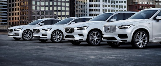 All Volvo Models To Be Electrified By 2019, Five EVs Incoming