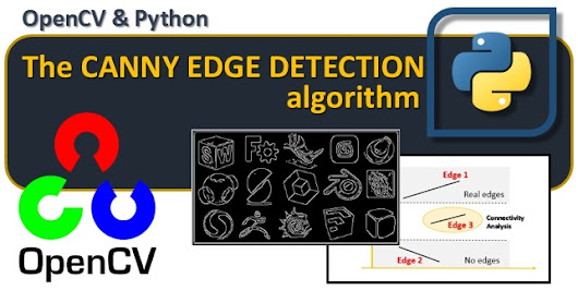 OpenCV & Python – Canny Edge Detection