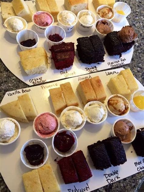 17 Best ideas about Wedding Cake Flavors on Pinterest