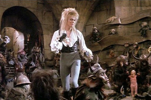 The Jim Henson Company Is Working On A Labyrinth Sequel!