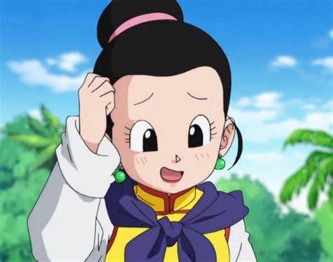 Chi Chi   Dragon Ball Super   Goku and Chi Chi   Pinterest