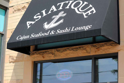 'Cajun Seafood and Sushi Lounge' Plans to Open This Week in Clarendon