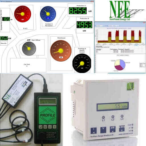 Smart Metering Systems, Energy Management, Monitoring & Control - NewFound Energy Ltd