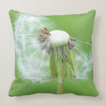 Dandelion Wish Made Throw Pillows