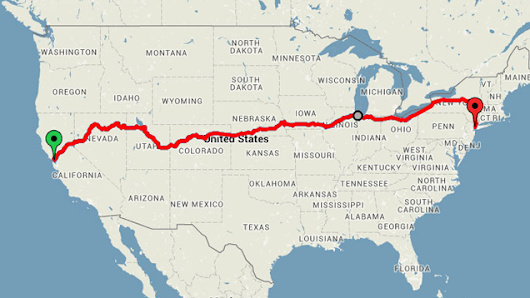 Take a Road Trip Across the US by Train for Under $500