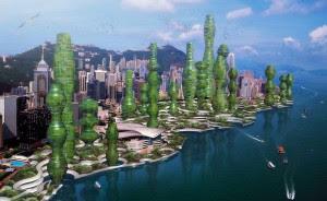 Hong-Kong-jungle urbaine