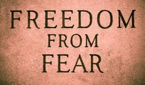 free yourself from fear