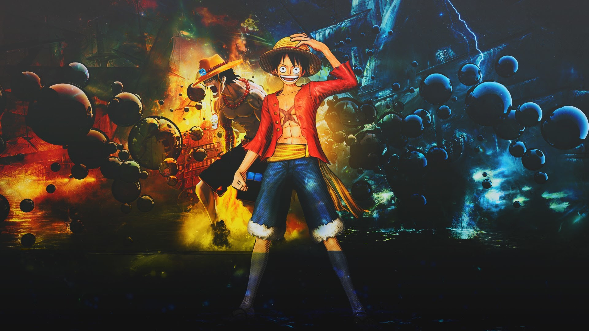 One Piece 4k Wallpaper Gambarku