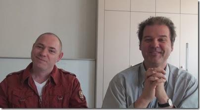 Master Talk II - Till Velten und Manfred Seiler