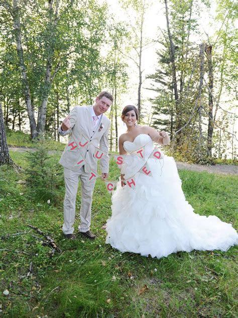 A Rustic DIY Wedding In Saskatchewan   Weddingbells