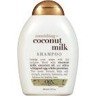 OGX Nourishing Coconut Milk Shampoo - 13 fl oz bottle