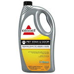 Bissell 72u81 Pet Stain and Odor Formula Carpet and Upholstery Cleaner, 52 Oz