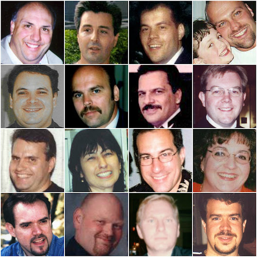 The Faces of Sept. 11