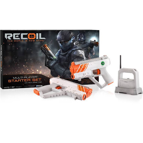 Skyrocket Recoil The World is Now Game - Multi-Player Starter Set - Wi-Fi