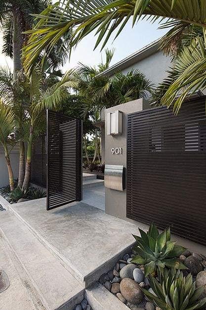 35 Stunning Modern Main Gate Design For Home Decoration ...