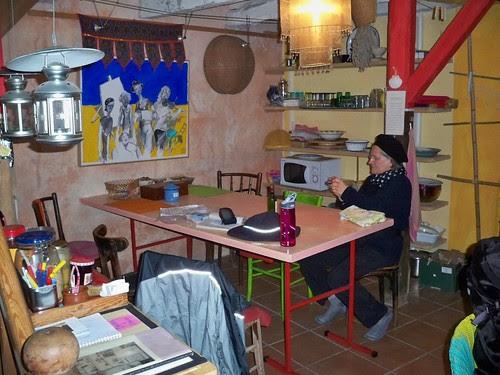 Wonderful Chambre d'Hotes Atelier des Volets Bleus at Grealou