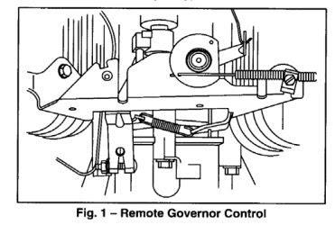 Briggs And Stratton Carburetor Linkage Diagram - Diagram For You