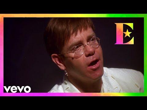 Elton John - Can You Feel the Love Tonight迪士尼動畫【獅子王】:歌詞+中文翻譯