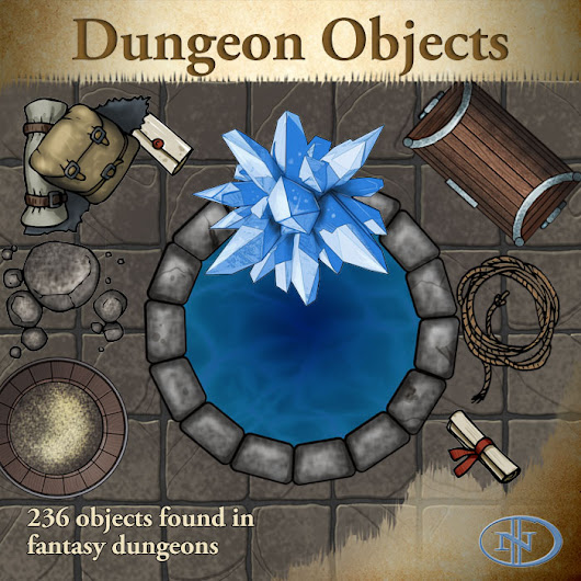 MP02 Dungeon Objects