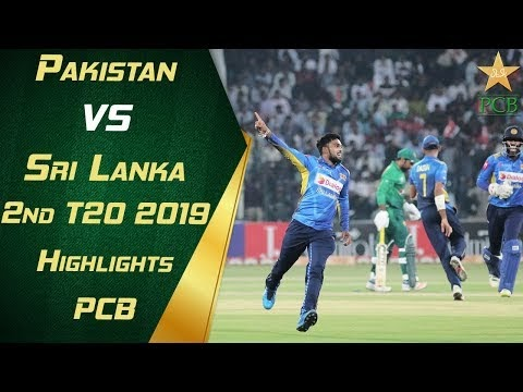 Pakistan VS Sri Lanka 2019 | 2nd T20 | Highlights