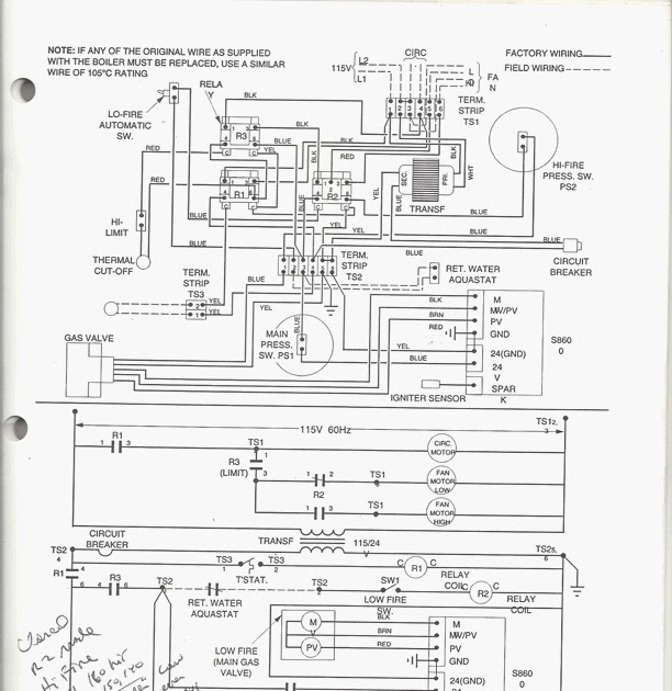 Hydrotherm Furnace Wiring Diagram