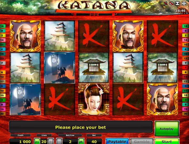 Дисконтирования игровой автомат katana катана играть онлайн бесплатно забьют