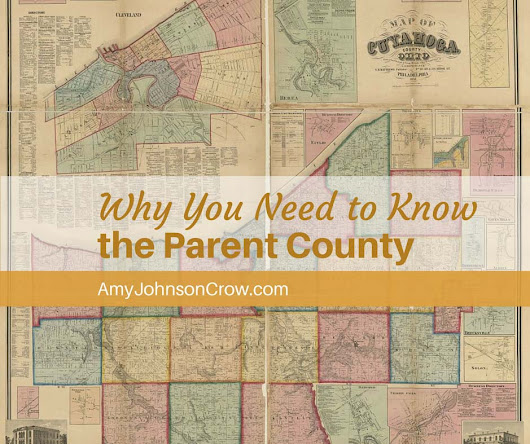 Why You Need to Know the Parent County
