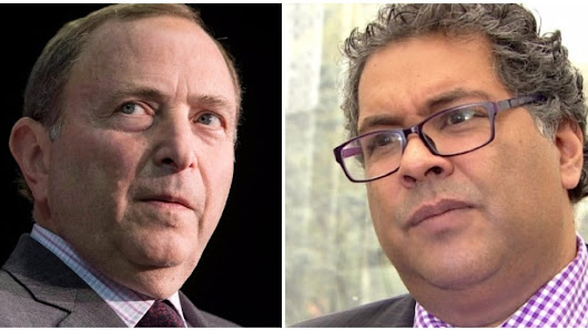 Nenshi says '99.999997%' of Calgarians don't want public money, or Gary Bettman, involved in arena
