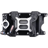 Edelbrock 7551 RPM Air Gap Intake Manifold, Aluminum
