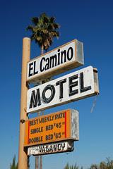 20090404 El Camino Motel
