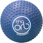 Pro-Tec The Orb Deep Tissue Massage Ball, 5 in.