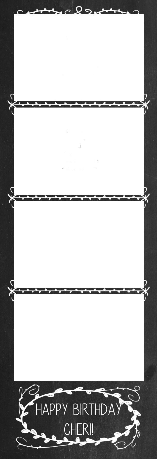 2 X 6 Photo Strips Pix Fix Photo Booth