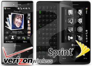 HTC Touch Diamond, Touch Pro coming to Sprint, Verizon?