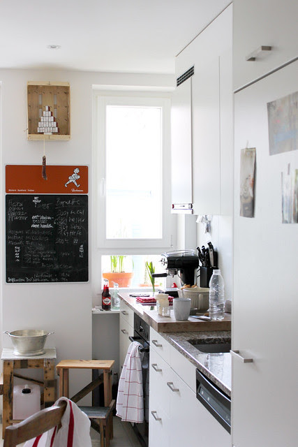 my kitchen in march 2013